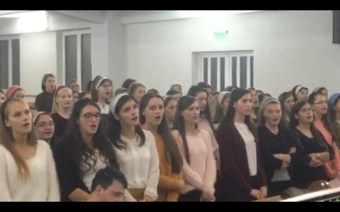 Suceava singing